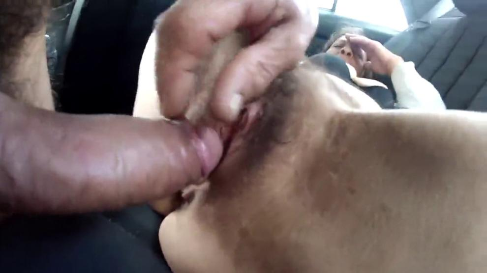 Wrinkle Hairy Granny Pussy Fuck Close up