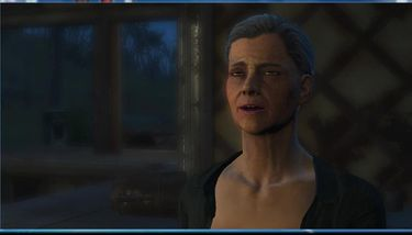 Lesbian sex with Trudy, the owner of the cafe Fallout 4, Porno ...