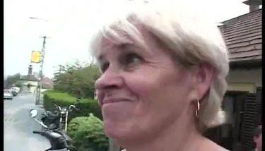 Granny sex german German