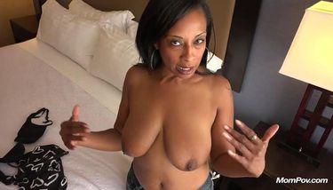 Milf black hot Hot Black Milf Bonus Tnaflix Porn Videos