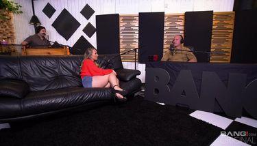 AJ Applegate has sex during interview TNAFlix Porn Videos