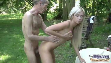 Oldje anal