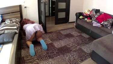 Son Fucks stepmother in big ass. Mom and stepson anal real sex at ...