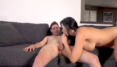 son makes a threesome with his mom and his sister - MOMSAW.COM ...