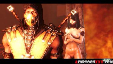 Kombat x porn mortal Mortal Kombat