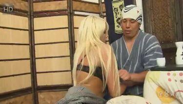 AMWF Rikki Six interracial with Asian guy - video 1 TNAFlix Porn ...