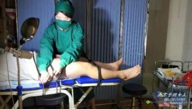 Chinese nurse femdom handjob her patient TNAFlix Porn Videos