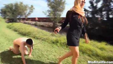 Mistress Mia Khalifa FEMDOM TNAFlix Porn Videos