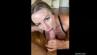 Biig cock cums twice for big tits babe Big Boobs Blonde Made Me Cum Twice During Slow Deep Blowjob Tnaflix Porn Videos