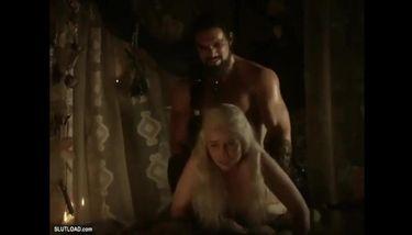 Game of thrones nudes scenes porn hub Emilia Clarke Real Sex Scene Game Of Thrones Tnaflix Porn Videos