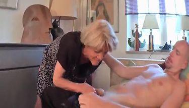 Granny porno Grandmamma Movies