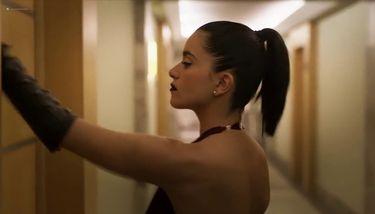 Paulina Gaitan Sex & Nude Compilation in Diablo Guardian TV Series ...