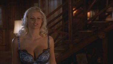 Topless smith anna nicole