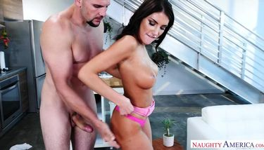 August ames hot