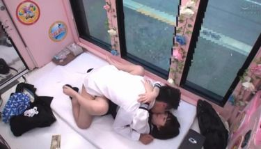 Japanese schoolgirl in seifuku magic mirror fucked TNAFlix Porn Videos