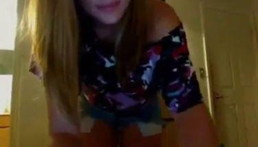 Cute Webcam Strip