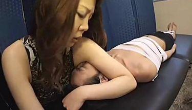 armpit smell and handjob TNAFlix Porn Videos