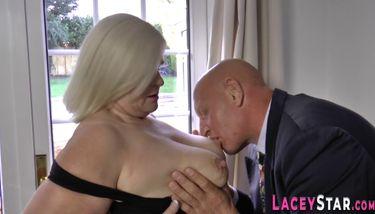 Gilf big boobs riding dick British Gilf With Big Tits Riding Dick Tnaflix Porn Videos