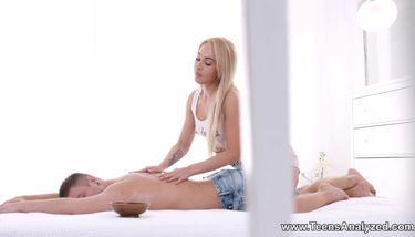 Teens Analyzed - Alexa - Anal sex debut and ass cumshot TNAFlix ...