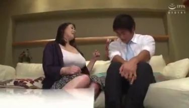 Japanese Mother Seduced