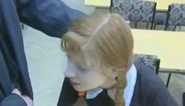 Russian College Girl