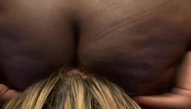 Facesitting black Ebony facesitting,