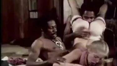 Vintage dp porn
