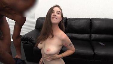 Katie backroom casting couch Katie