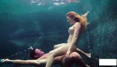 Water porn under Underwater