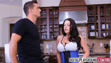 DIGITAL PLAYGROUND - XXX Porn video - In A Pinch with Angela White ...