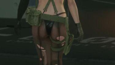 Solid quiet gear metal hentai 5 Metal Gear