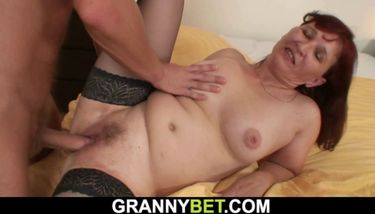 Hairy old ladies getting fucked Grannybet Picked Up Old Woman Gets Her Hairy Pussy Fucked Tnaflix Porn Videos